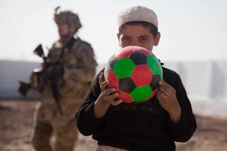 FIFA and arms dealers corrupting beautiful game